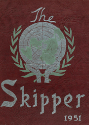 1951 Edition, Riverside High School - Skipper Yearbook (Buffalo, NY)