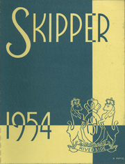 1954 Edition, Riverside High School - Skipper Yearbook (Buffalo, NY)