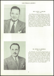 Page 12, 1955 Edition, Riverside High School - Skipper Yearbook (Buffalo, NY) online yearbook collection