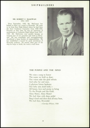 Page 13, 1955 Edition, Riverside High School - Skipper Yearbook (Buffalo, NY) online yearbook collection