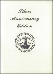 Page 5, 1955 Edition, Riverside High School - Skipper Yearbook (Buffalo, NY) online yearbook collection