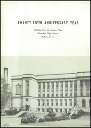 Page 6, 1955 Edition, Riverside High School - Skipper Yearbook (Buffalo, NY) online yearbook collection