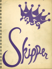 1959 Edition, Riverside High School - Skipper Yearbook (Buffalo, NY)