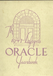 Page 1, 1947 Edition, Lafayette High School - Oracle Yearbook (Buffalo, NY) online yearbook collection