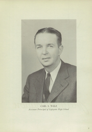 Page 11, 1947 Edition, Lafayette High School - Oracle Yearbook (Buffalo, NY) online yearbook collection