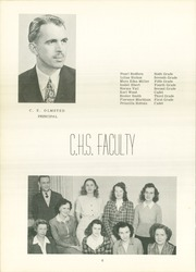 Page 12, 1946 Edition, Churchville High School - Crest Yearbook (Churchville, NY) online yearbook collection