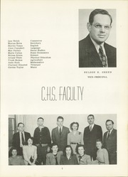 Page 13, 1946 Edition, Churchville High School - Crest Yearbook (Churchville, NY) online yearbook collection