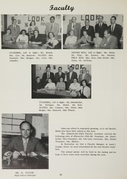 Page 14, 1956 Edition, Churchville High School - Crest Yearbook (Churchville, NY) online yearbook collection