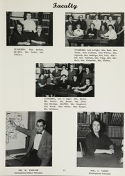 Page 15, 1956 Edition, Churchville High School - Crest Yearbook (Churchville, NY) online yearbook collection