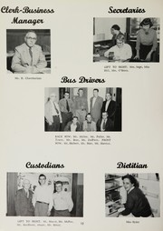 Page 16, 1956 Edition, Churchville High School - Crest Yearbook (Churchville, NY) online yearbook collection