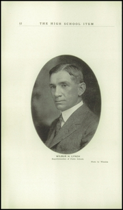 Page 16, 1923 Edition, Amsterdam High School - Senior Yearbook (Amsterdam, NY) online yearbook collection