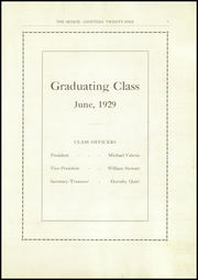 Page 13, 1929 Edition, Amsterdam High School - Senior Yearbook (Amsterdam, NY) online yearbook collection