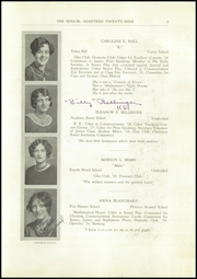Page 15, 1929 Edition, Amsterdam High School - Senior Yearbook (Amsterdam, NY) online yearbook collection