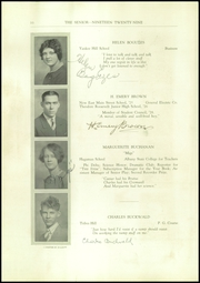 Page 16, 1929 Edition, Amsterdam High School - Senior Yearbook (Amsterdam, NY) online yearbook collection