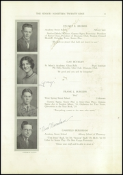 Page 17, 1929 Edition, Amsterdam High School - Senior Yearbook (Amsterdam, NY) online yearbook collection