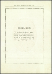 Page 7, 1929 Edition, Amsterdam High School - Senior Yearbook (Amsterdam, NY) online yearbook collection