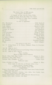 Page 9, 1925 Edition, Glens Falls High School - Red and Black Yearbook (Glens Falls, NY) online yearbook collection