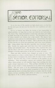 Page 10, 1926 Edition, Glens Falls High School - Red and Black Yearbook (Glens Falls, NY) online yearbook collection