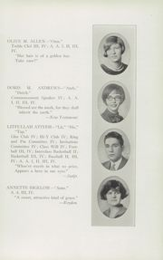 Page 15, 1926 Edition, Glens Falls High School - Red and Black Yearbook (Glens Falls, NY) online yearbook collection