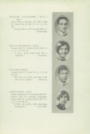 Page 11, 1927 Edition, Glens Falls High School - Red and Black Yearbook (Glens Falls, NY) online yearbook collection