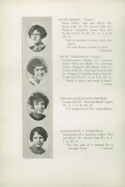 Page 16, 1927 Edition, Glens Falls High School - Red and Black Yearbook (Glens Falls, NY) online yearbook collection
