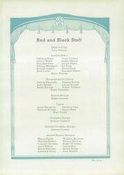Page 11, 1933 Edition, Glens Falls High School - Red and Black Yearbook (Glens Falls, NY) online yearbook collection