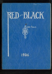 Page 1, 1936 Edition, Glens Falls High School - Red and Black Yearbook (Glens Falls, NY) online yearbook collection