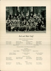 Page 10, 1936 Edition, Glens Falls High School - Red and Black Yearbook (Glens Falls, NY) online yearbook collection