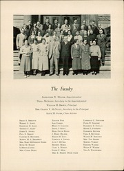 Page 11, 1936 Edition, Glens Falls High School - Red and Black Yearbook (Glens Falls, NY) online yearbook collection