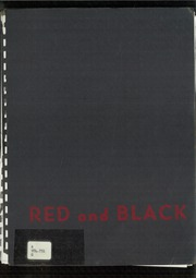 Glens Falls High School - Red and Black Yearbook (Glens Falls, NY) online yearbook collection, 1945 Edition, Page 1