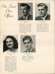 Page 15, 1948 Edition, Glens Falls High School - Red and Black Yearbook (Glens Falls, NY) online yearbook collection