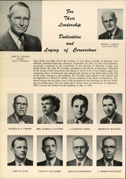 Page 12, 1952 Edition, Glens Falls High School - Red and Black Yearbook (Glens Falls, NY) online yearbook collection