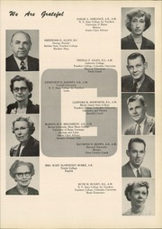 Page 15, 1952 Edition, Glens Falls High School - Red and Black Yearbook (Glens Falls, NY) online yearbook collection