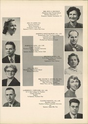 Page 17, 1952 Edition, Glens Falls High School - Red and Black Yearbook (Glens Falls, NY) online yearbook collection