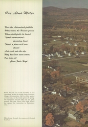 Page 12, 1956 Edition, Glens Falls High School - Red and Black Yearbook (Glens Falls, NY) online yearbook collection