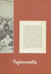 Page 15, 1956 Edition, Glens Falls High School - Red and Black Yearbook (Glens Falls, NY) online yearbook collection