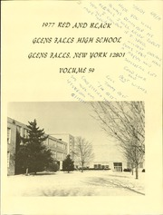 Page 5, 1977 Edition, Glens Falls High School - Red and Black Yearbook (Glens Falls, NY) online yearbook collection