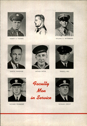 Page 15, 1944 Edition, Olean High School - Congress Yearbook (Olean, NY) online yearbook collection