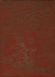 Olean High School - Congress Yearbook (Olean, NY) online yearbook collection, 1949 Edition, Page 1