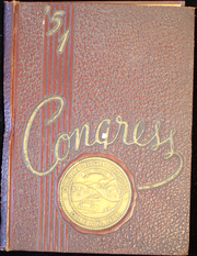 Olean High School - Congress Yearbook (Olean, NY) online yearbook collection, 1951 Edition, Page 1