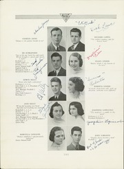 Page 14, 1938 Edition, New Hartford High School - Senior Annual Yearbook (New Hartford, NY) online yearbook collection