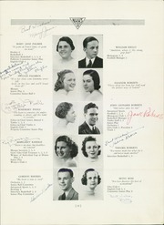 Page 17, 1938 Edition, New Hartford High School - Senior Annual Yearbook (New Hartford, NY) online yearbook collection