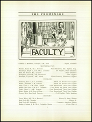 Page 10, 1926 Edition, Charles E Gorton High School - Promenade Yearbook (Yonkers, NY) online yearbook collection