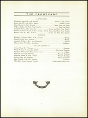 Page 11, 1926 Edition, Charles E Gorton High School - Promenade Yearbook (Yonkers, NY) online yearbook collection