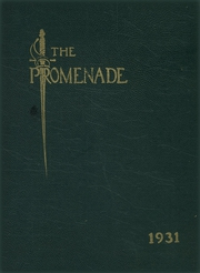 1931 Edition, Charles E Gorton High School - Promenade Yearbook (Yonkers, NY)