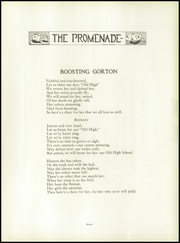 Page 11, 1931 Edition, Charles E Gorton High School - Promenade Yearbook (Yonkers, NY) online yearbook collection