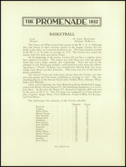Page 13, 1932 Edition, Charles E Gorton High School - Promenade Yearbook (Yonkers, NY) online yearbook collection