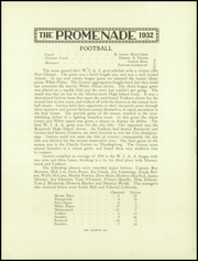 Page 9, 1932 Edition, Charles E Gorton High School - Promenade Yearbook (Yonkers, NY) online yearbook collection