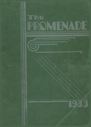1933 Edition, Charles E Gorton High School - Promenade Yearbook (Yonkers, NY)