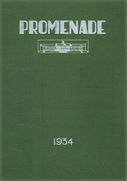 1934 Edition, Charles E Gorton High School - Promenade Yearbook (Yonkers, NY)